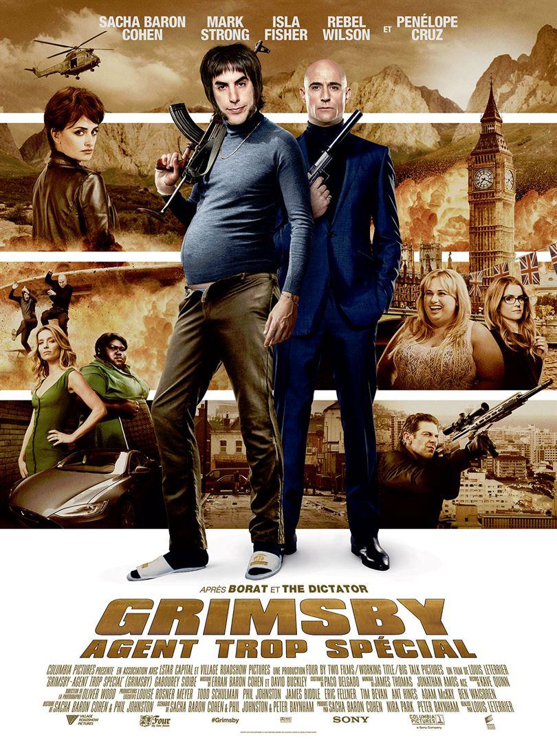 Grimsby Agent trop spécial