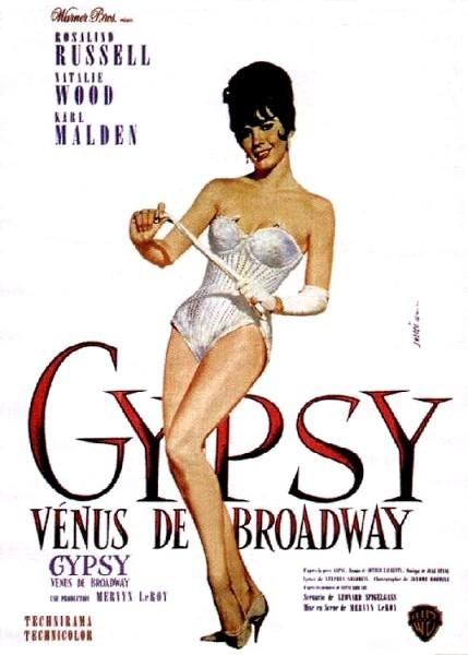 Gypsy Vénus de Broadway