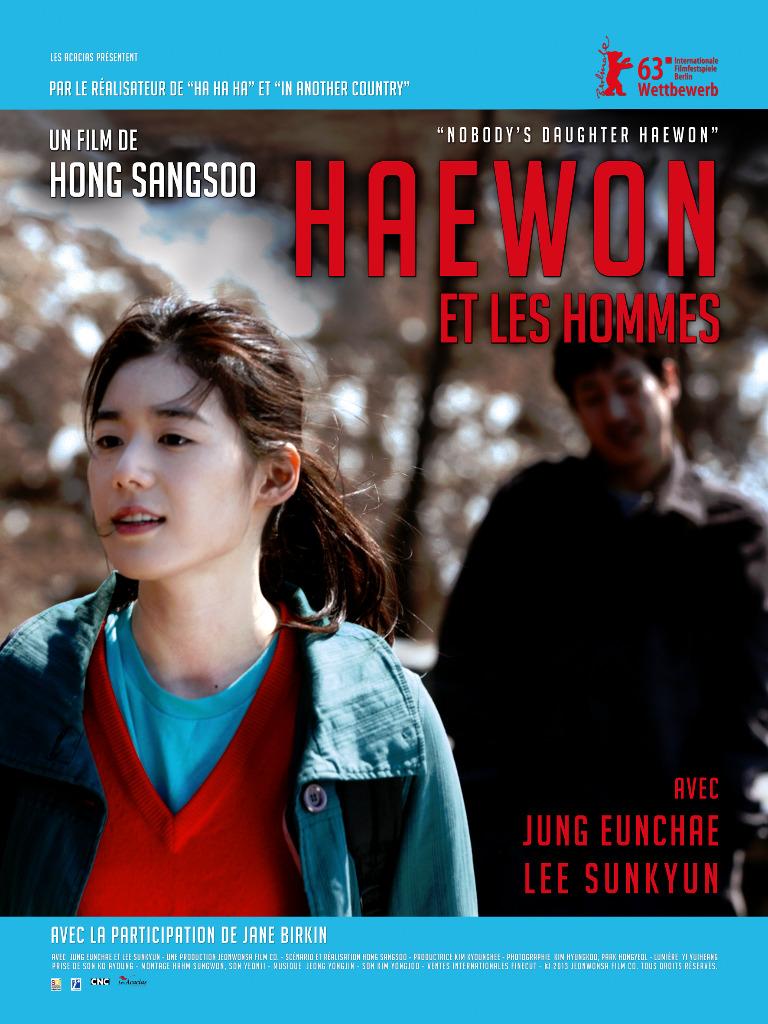 Haewon et les hommes