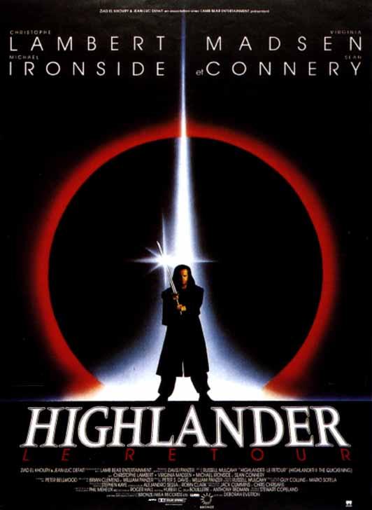 Highlander Le retour