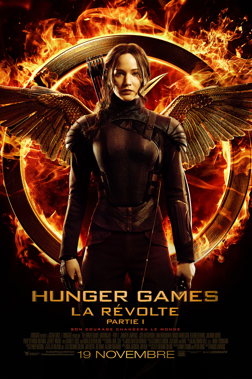Hunger Games La Révolte : Partie 1