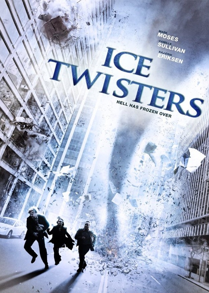Ice Twisters Tornades de glace (TV)