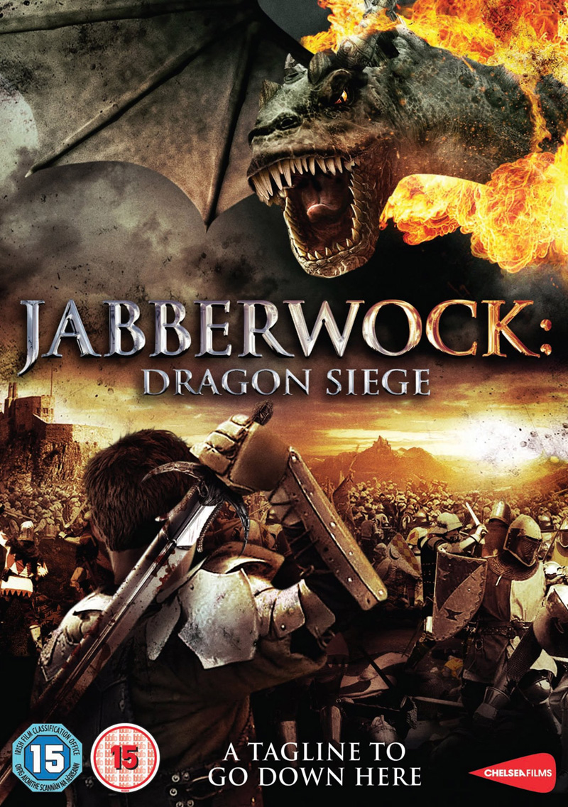 Jabberwocky, la légende du dragon (TV)