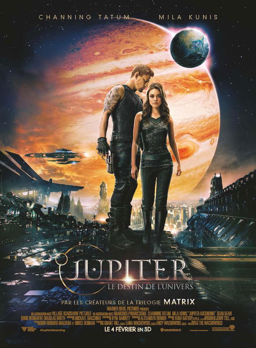 Jupiter : Le destin de l