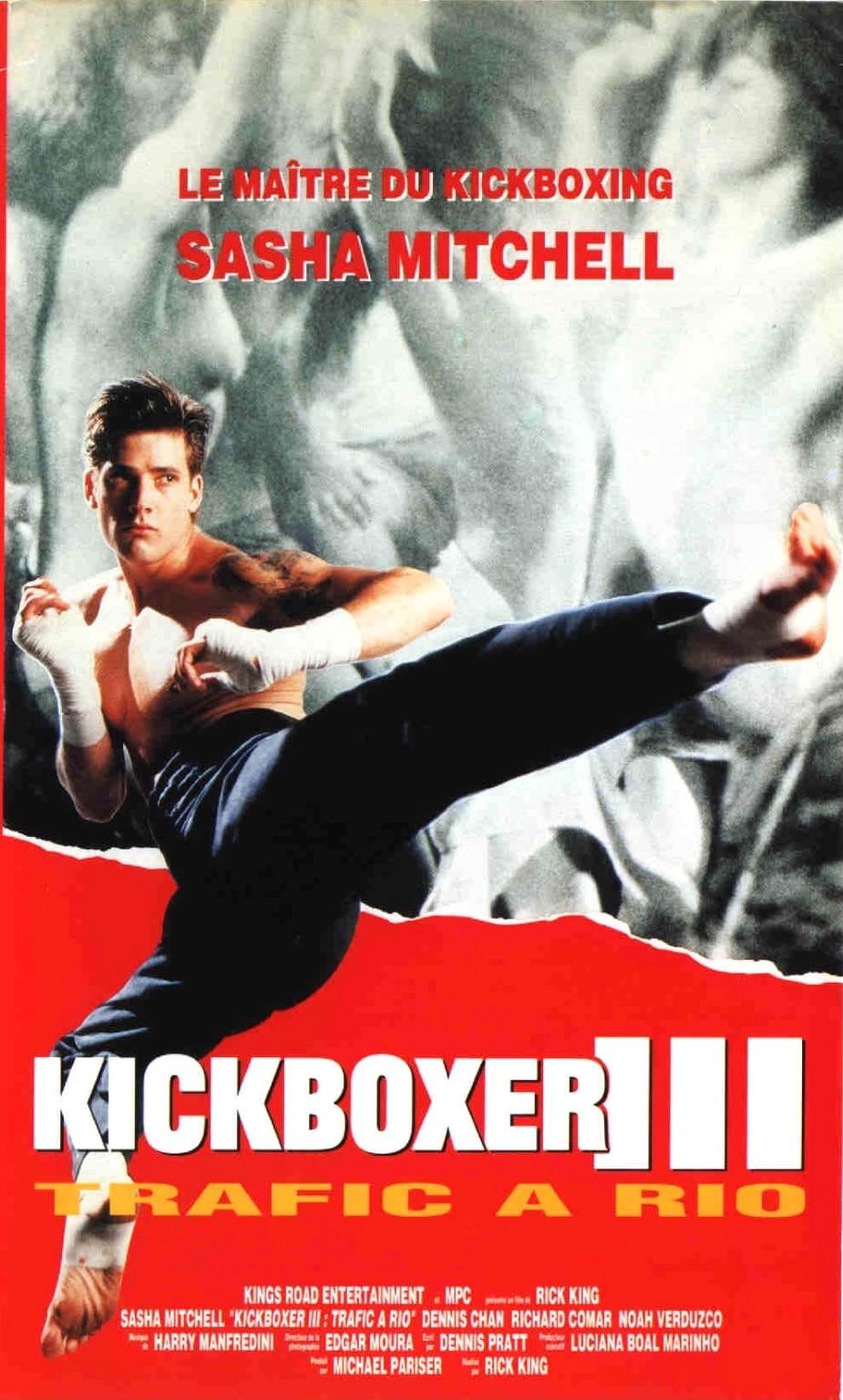 Kickboxer 3: Traffic à Rio