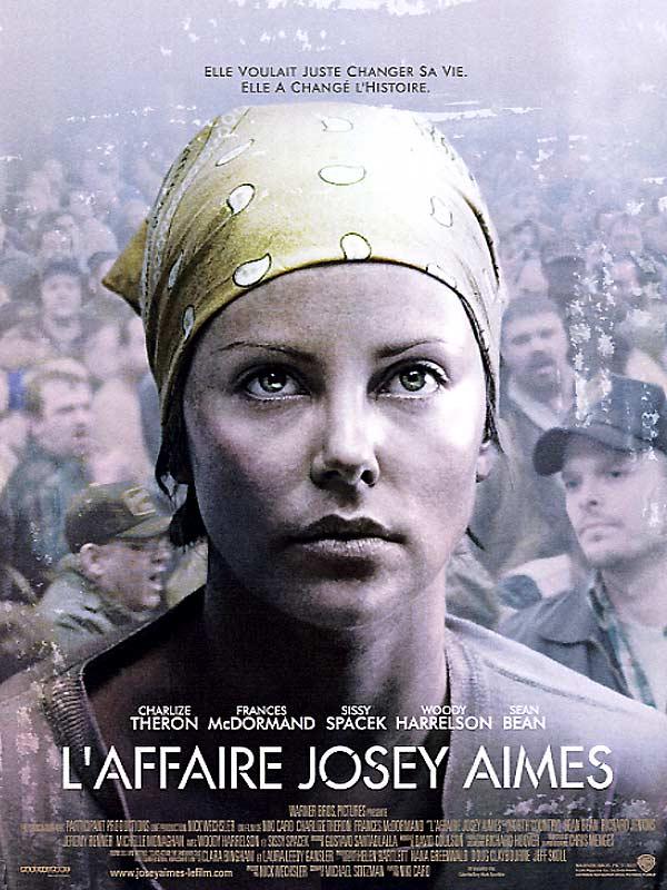 Affiche du film L'affaire Josey Aimes