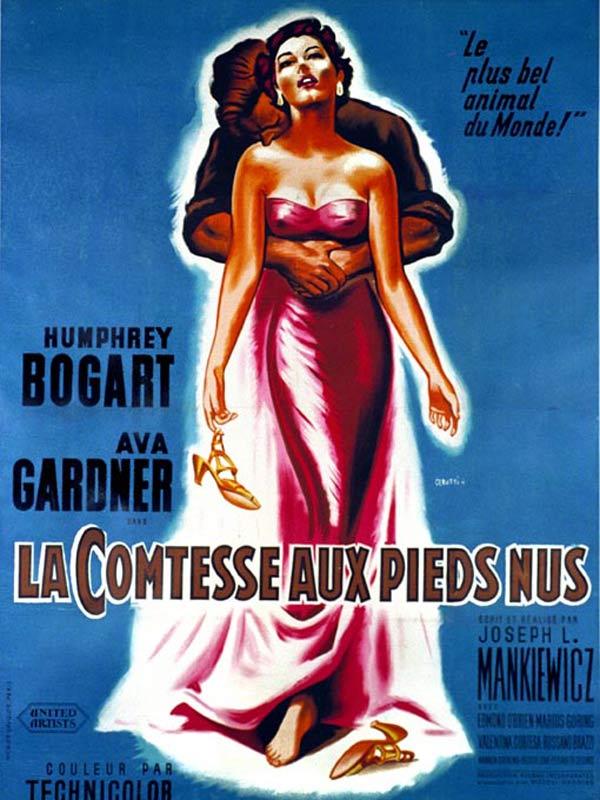 La Comtesse aux pieds nus