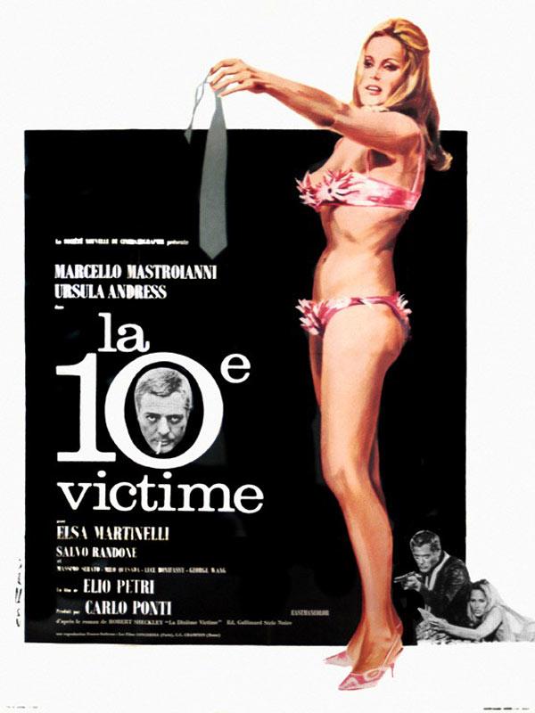 La Dixième victime