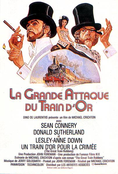 La grande attaque du train d