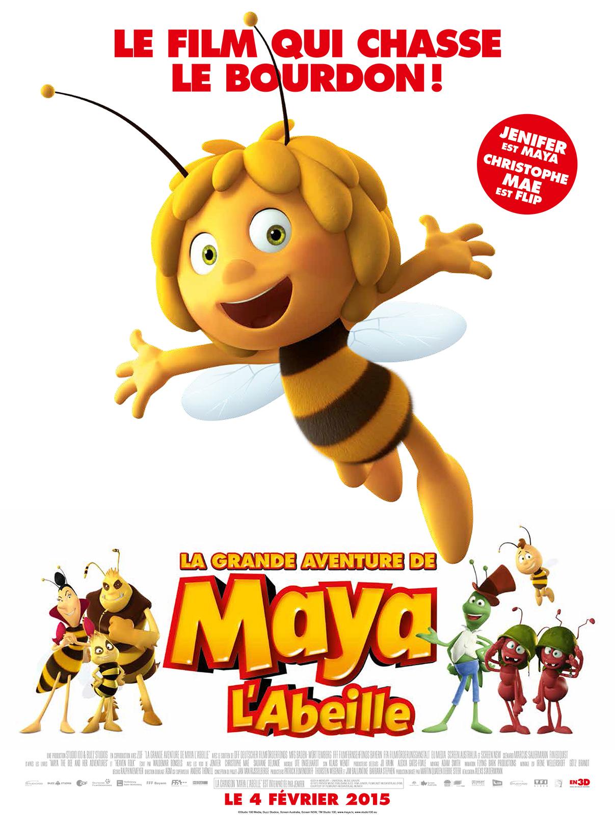 La Grande aventure de Maya l