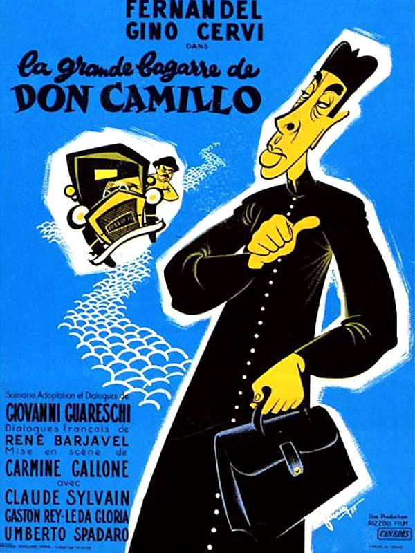 La Grande bagarre de Don Camillo