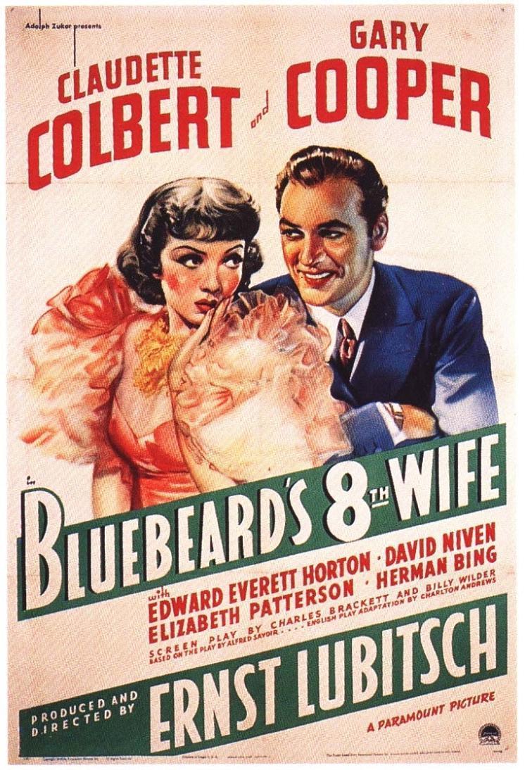 La huitième femme de Barbe Bleue