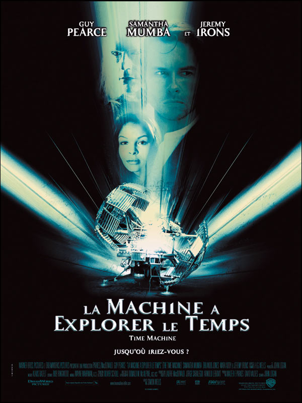La Machine à explorer le temps Time machine