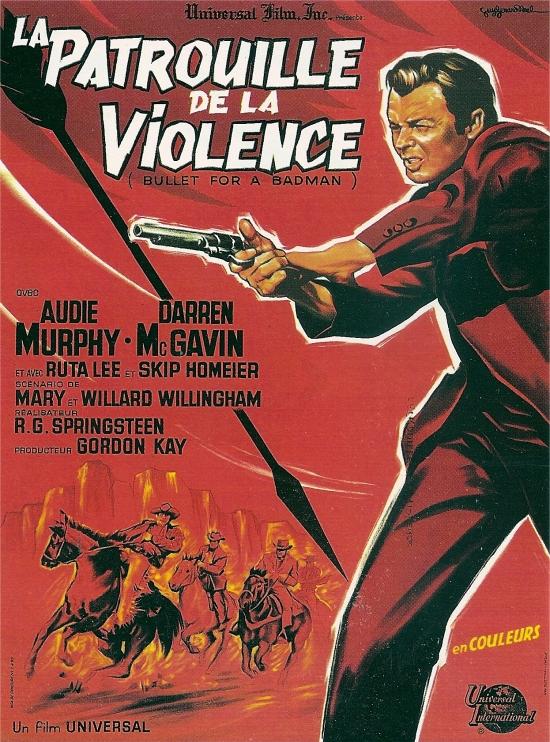 La Patrouille de la violence