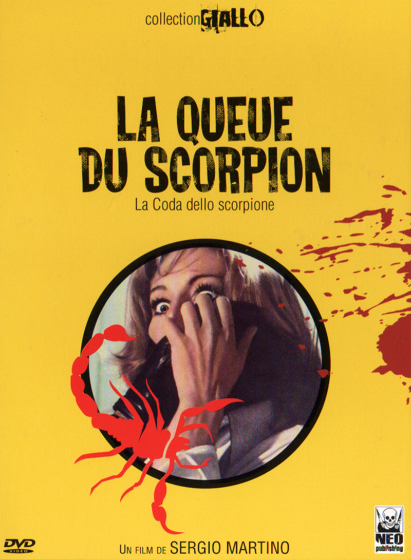La queue du scorpion