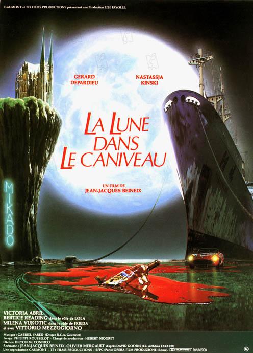 La lune dans le caniveau de Jean-Jacques Beineix - Cinéma ...