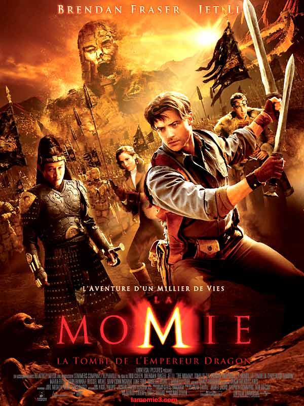 La momie : la tombe de l