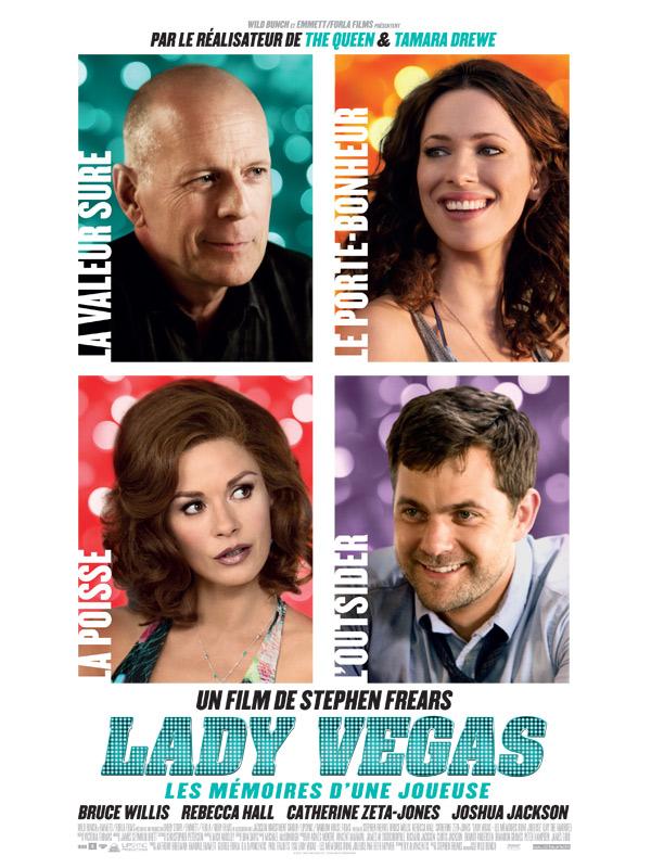 Lady Vegas Les Mémoires d