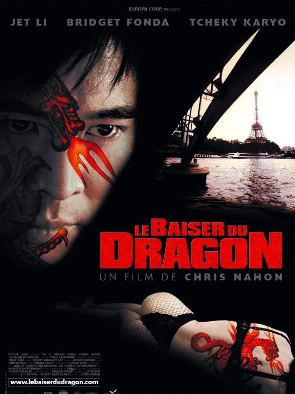 Le Baiser mortel du dragon affiche