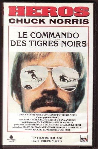 Le Commando des tigres noirs