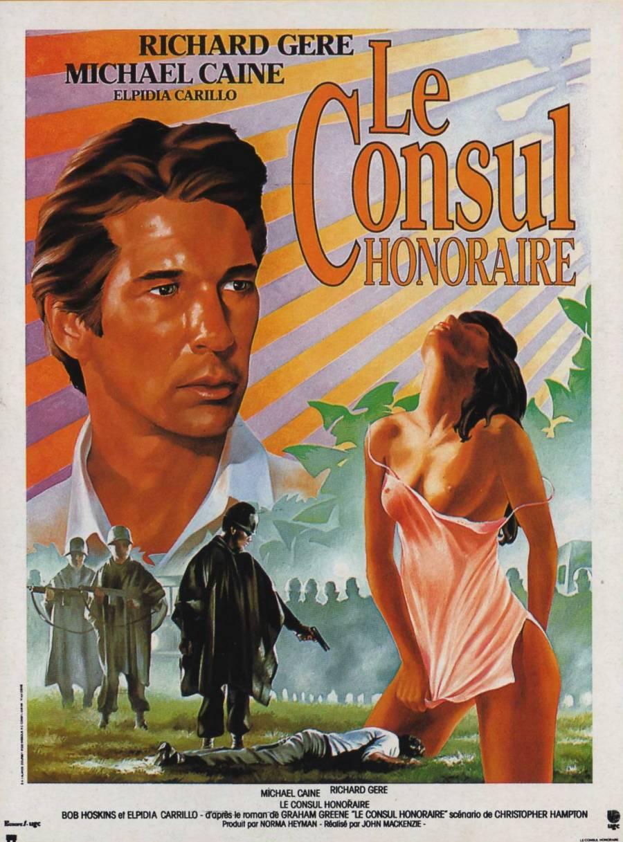 Le Consul honoraire