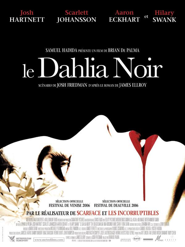 Le Dahlia noir