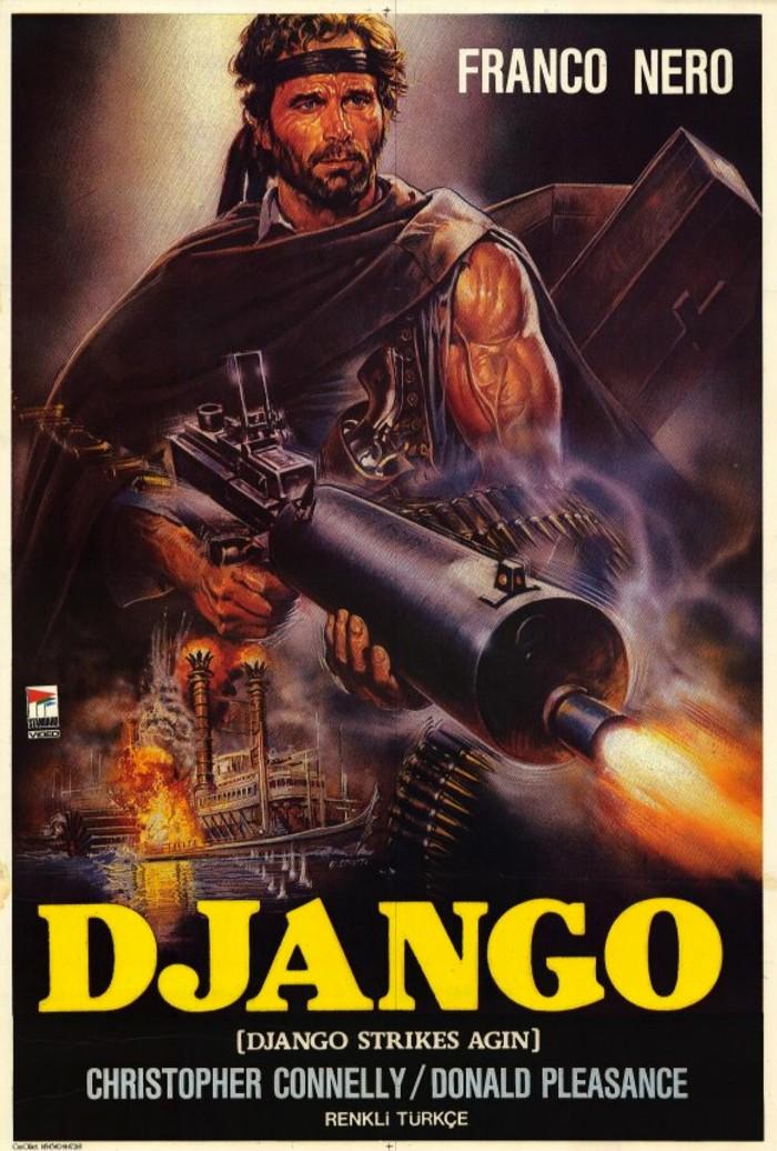 Le Grand retour de Django