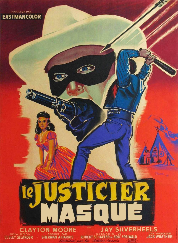 Le Justicier masqué