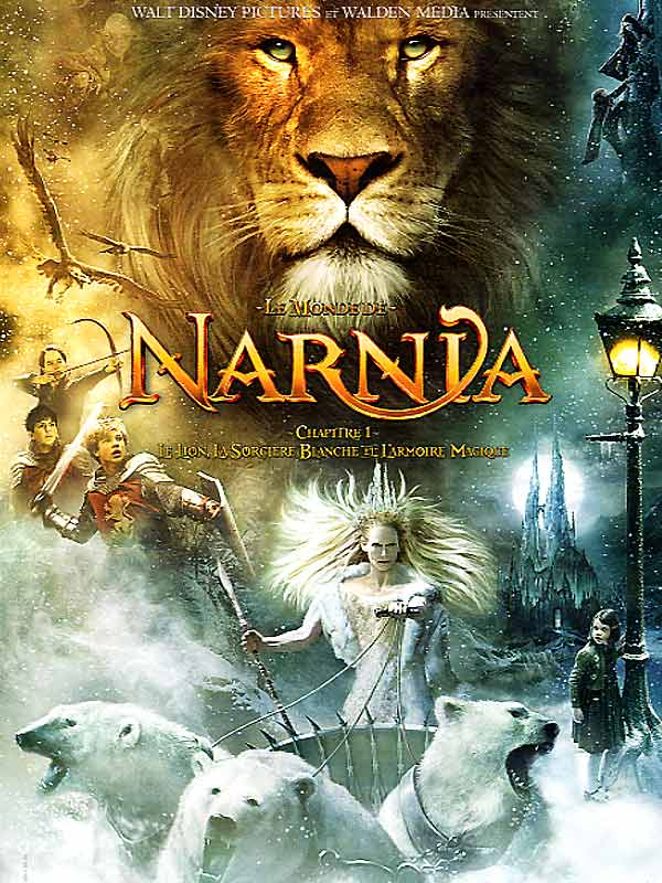 Le Monde de Narnia : Chapitre 1 Le lion, la sorcière blanche et l