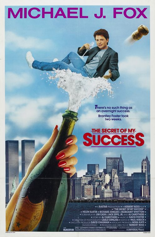 [MULTI] The Secret Of My Success [FRENCH] [DVDRip]