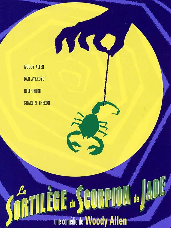 Le Sortilège du scorpion de Jade