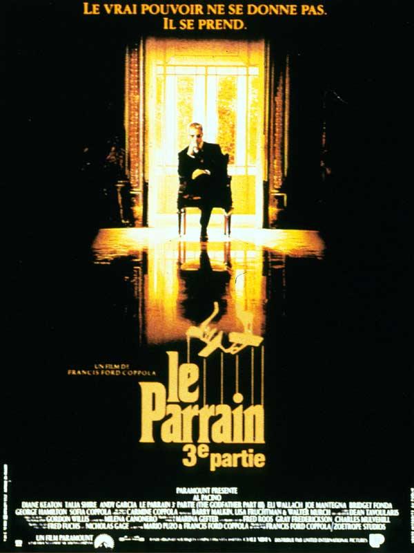 Le Parrain, 3e partie