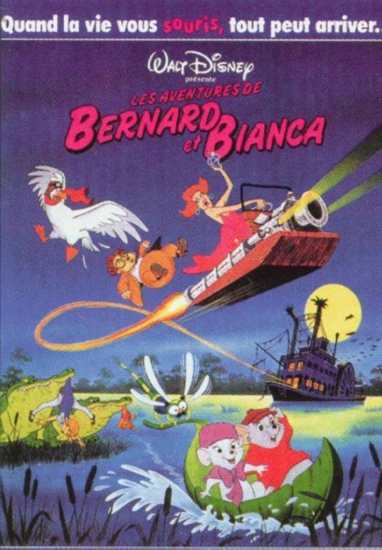 Les Aventures de Bernard et Bianca