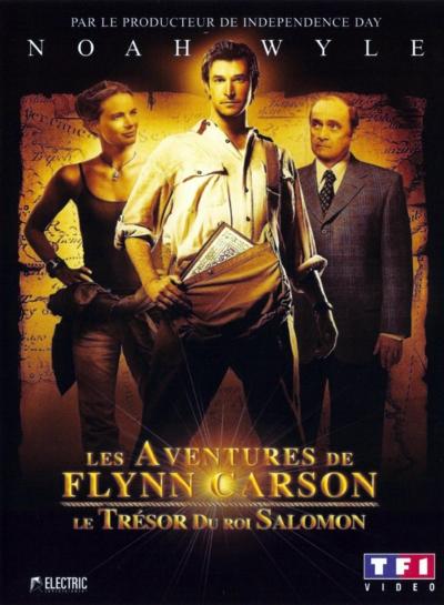 Les Aventures de Flynn Carson : le trésor du Roi Salomon (TV)