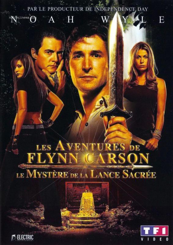 Les Aventures de Flynn Carson : le mystère de la lance sacrée (TV)