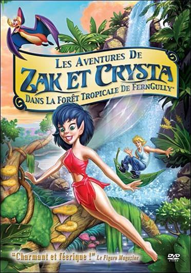 Les Aventures de Zak et Crysta dans la forêt tropicale de FernGully en Streaming