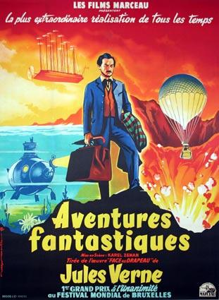Les Aventures fantastiques