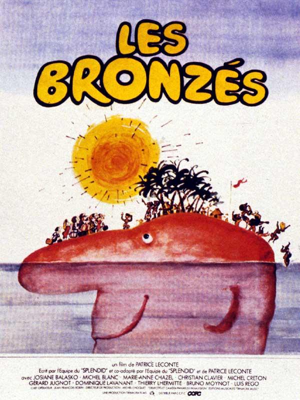 Les Bronzés