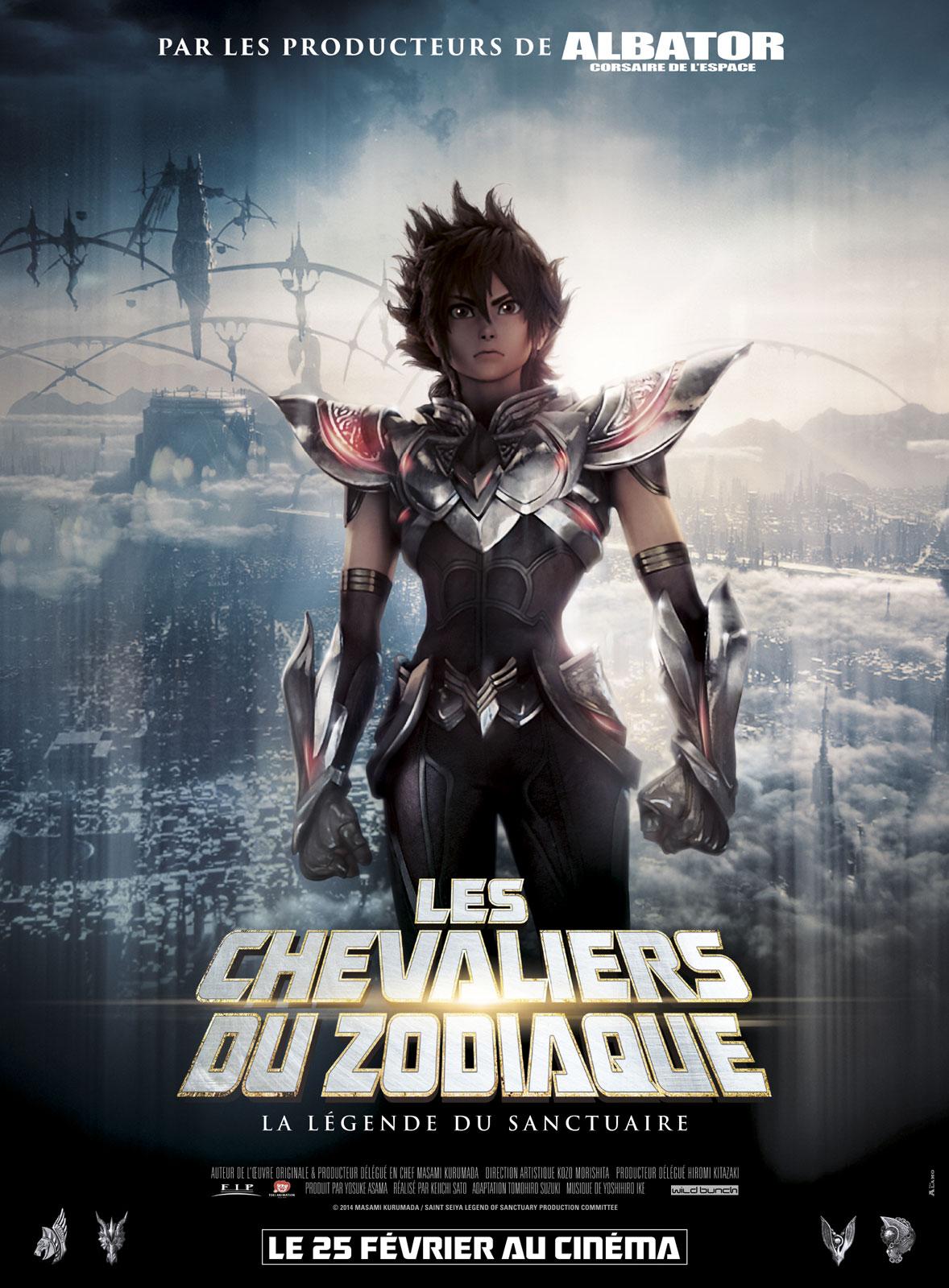 Les Chevaliers du Zodiaque La Légende du Sanctuaire