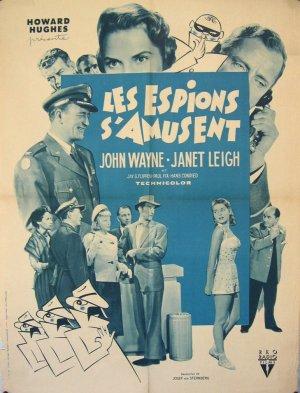 Les Espions s