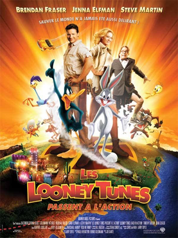 Les Looney Tunes passent à l