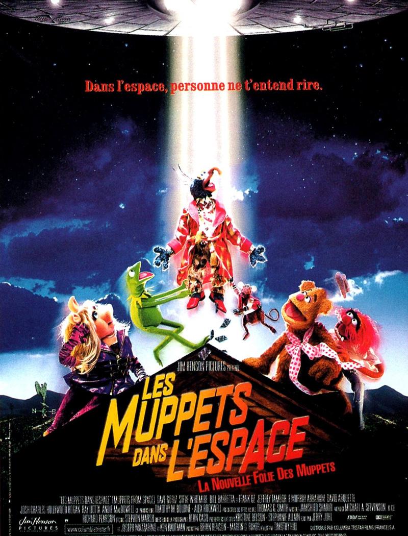 Les Muppets dans l