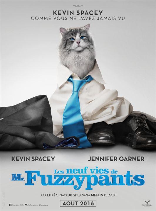 Les Neuf vies de Mr. Fuzzypants