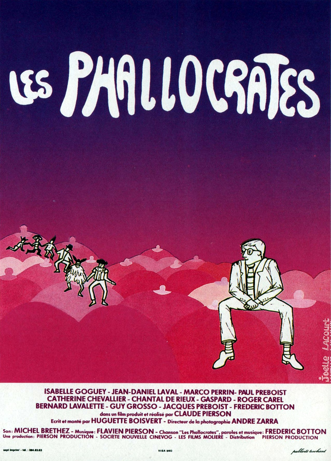 Les Phallocrates