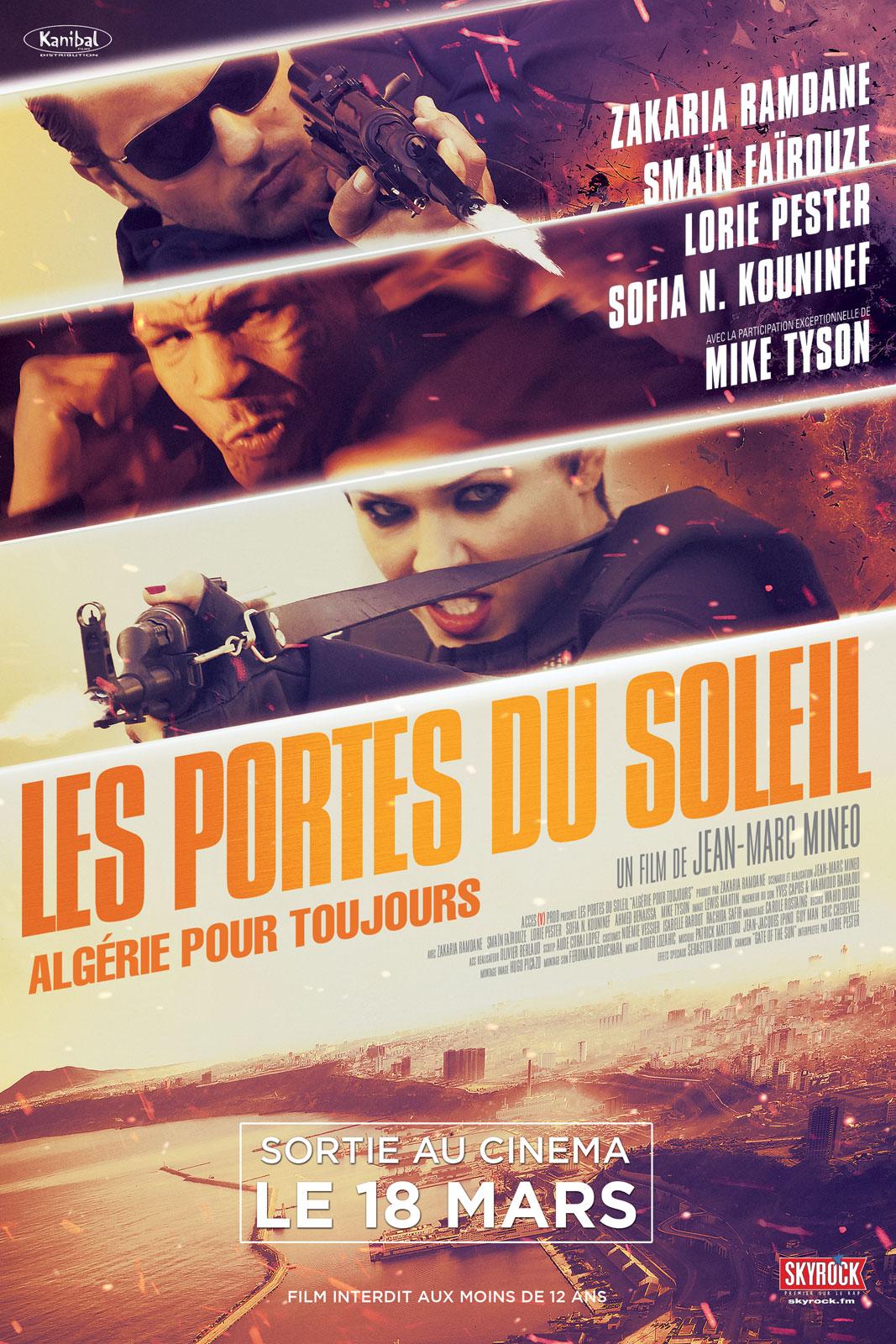Les Portes du soleil Algérie pour toujours