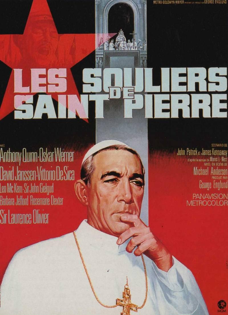Les Souliers de Saint-Pierre