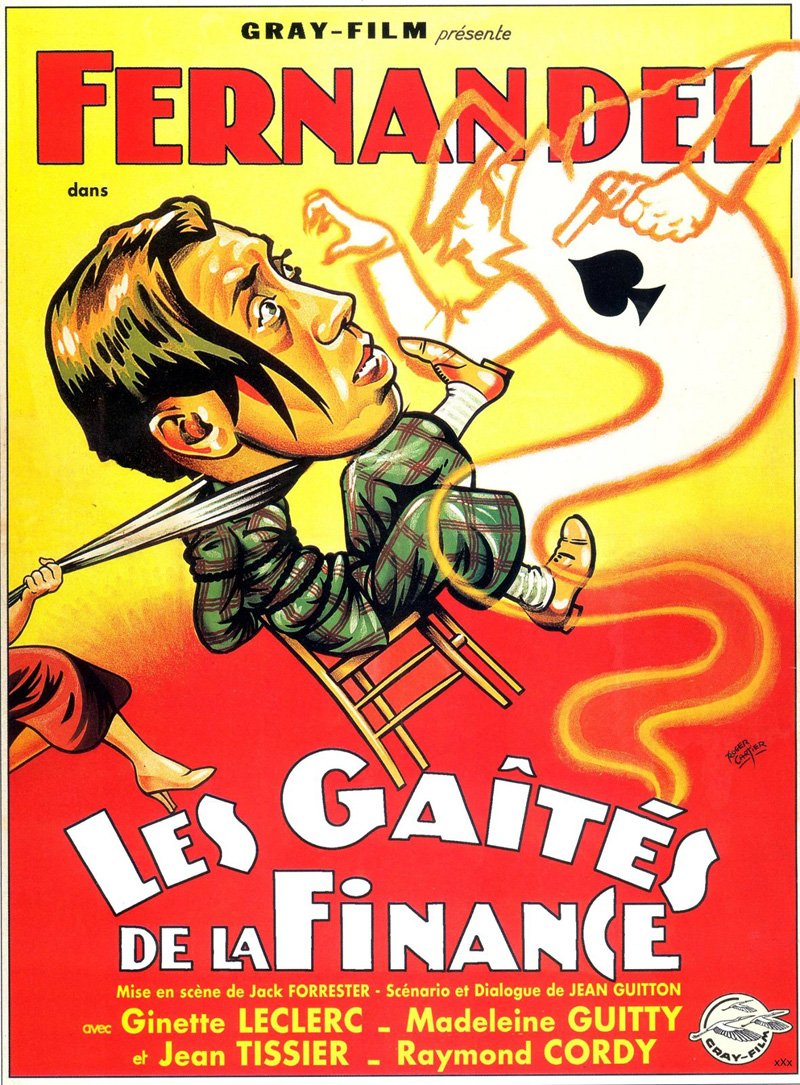 Les gaîtés de la finance