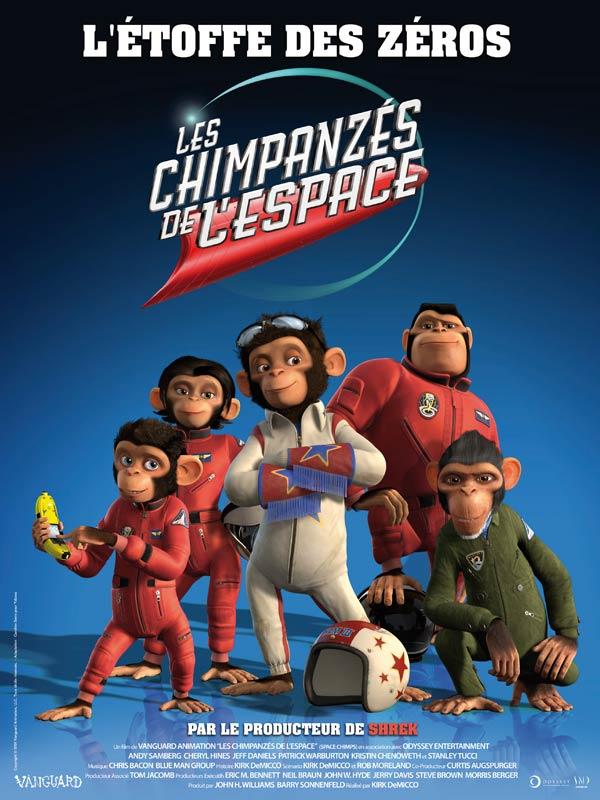 Les chimpanzés de l