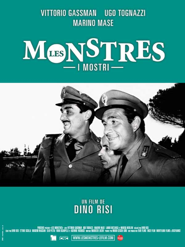 Les monstres