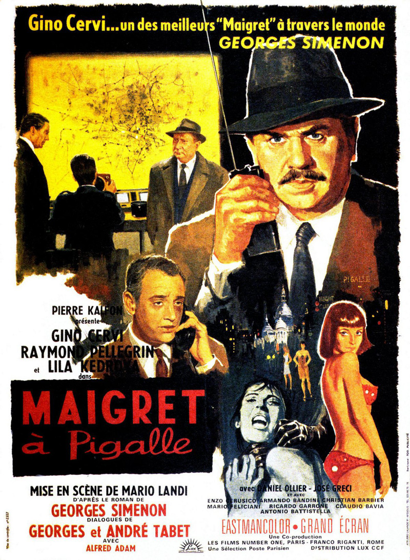 Maigret à Pigalle